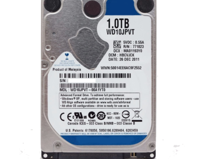 Pull Out HDD